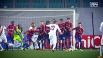 Miralem Pjanić: Romas greatest free-kick taker?