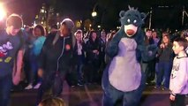"""Rescue Rangers return to Disney Parks in """"Adventure Happens Here"""" dance party at Hollywood Studios (Comic FULL HD 720P)"""