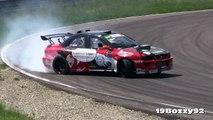 Coppa Italia Drifting 2015 Modena LS3 R34, Turbo M3 E36, RWD Escort Cosworth & More