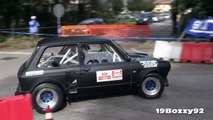 Little But Angry Proto P2 Cars With Motorbike Engines Fiat 500, A112 & Lancia Y10