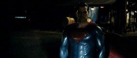 Batman v Superman Dawn of Justice - Batmobile vs Superman