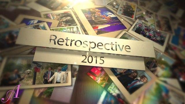 Rétrospective en images de l'année 2015 à Alfortville