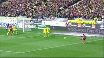 J27 FC Nantes - EA Guingamp (1-0) - Résumé - (FCN - EAG)   2014-15