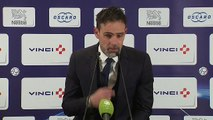 Réactions des entraîneurs après Paris FC - Tours FC