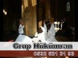 Nevşehir İlahi Grubu & Semazen Ekibi 0532 621 3193 (Islamic Music Team)