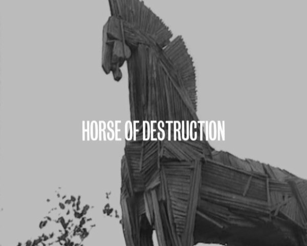 Loose Cannon The Myth Makers Episode 4 Horse of Destruction LC26