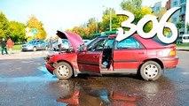 ► Compilación de Coche de los incidentes y Accidentes en la dashcam #306