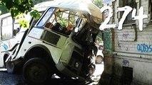 ► Compilación de Coche de los incidentes y Accidentes en la dashcam #274