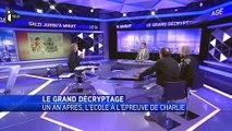Le Grand Décryptage - Attaque d'un commissariat à Barbès - L'après-Charlie