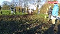 Cross country. Cross championnat du Morbihan à Saint Avé : Seniors Hommes, Kevin Prono vainqueur