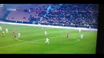 Gol Yüksel Şişman 1-1 IY  1461 Trabzon - Beşiktaş  HD
