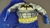 Batman Unlimited Muscle Chest Shirt Set from Imagine by Rubies