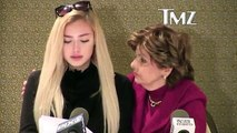 Tyga Relentlessly Texted 14-Year-Old Girl ... Gloria Allred Claims [Low, 360p]