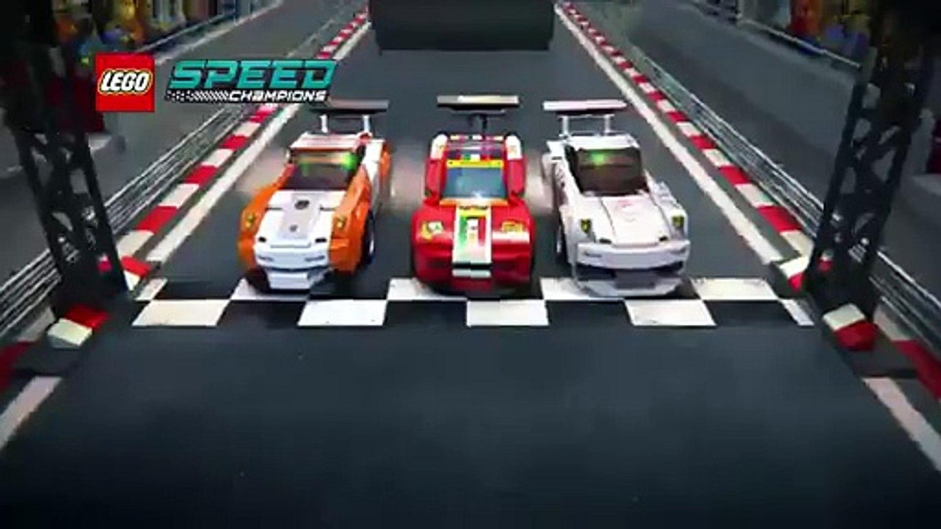 ЛЕГО Скорость Чемпионов LEGO Speed Champions