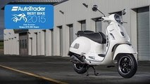 2015 Best Scooter - Vespa GTS 300 Super - Best Bike Awards