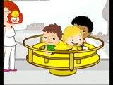 Kolory tęczy : Żółty, dla dzieci