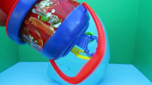 8 NEW Paw Patrol Mashems Nickelodeon Squishy Mashem Surprise Egg Toys! Marshall Rubble Roc