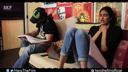 Hero - Full Making - Sooraj Pancholi, Athiya Shetty