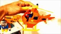 Sam le pompier Fireman sam Surprise Mr potato Head Octonauts toy story toys CBeebies UK  Octonautas fireman sam toys story kids videos | Strażak Sam | firefighter story | Sam el bombero le pompier
