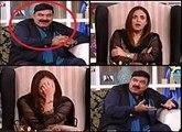 What Sheikh Rasheed Said To Female Live Caller Which Made Nadia Khan Laugh