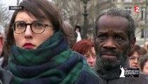 Hommage aux victimes des attentats : le choeur de l'armée française reprend Jacques Brel