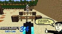 Minecraft Let's Leo 34: Leo's Pferderennbahn