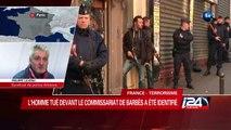 L'homme tué devant le commissariat de Barbès a été identifié