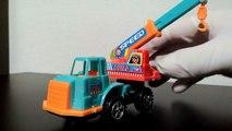 oyuncak iş makinaları,oyuncak vinç,vinç,oyuncak kepçe