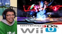 NINTENDO DIRECT 11.12.2015 Revelado CLOAD PARA SUPER SMASH BROS WII U Y 3DS, SUPER REACCIO