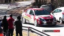 Mitsubishi Evo Rally car vs BMW M3 vs Porsche 911 GT3 - Rally Sideways%21