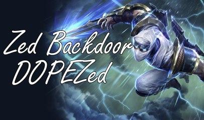 Zed Backdoor | Zed Backdoor 2016 | Sever VN