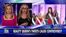 Miss Puerto Rico 2015 blasts out anti Muslim tweets