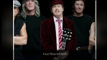 Top 10 ACDC Songs Not Written by ACDC