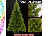 Artificial Christmas tree - 4ft - 140 cm - Plastic spruce tree - 470 tips - Tree stand