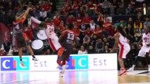 SLUC Nancy Basket / Le Mans Sarthe Basket (09/01/2016)