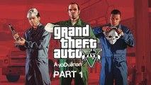 AyoDulinan - GTA5 - Grand Theft Auto 5 - GAMEPLAY - part 1