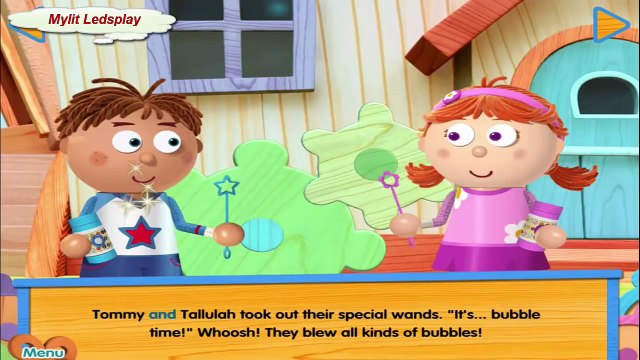 Bubble Guppies Grumpfish Tale Tickety Toc Bubble Time Games for kids