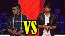 LA VOZ PERU 01-11-15 GIANMARCO FLORES vs DANIEL CHAVEZ [Las Batallas - Equipo ALEX LORA]