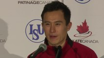 2015 Skate Canada International: Patrick Chan (Gold-Men's)