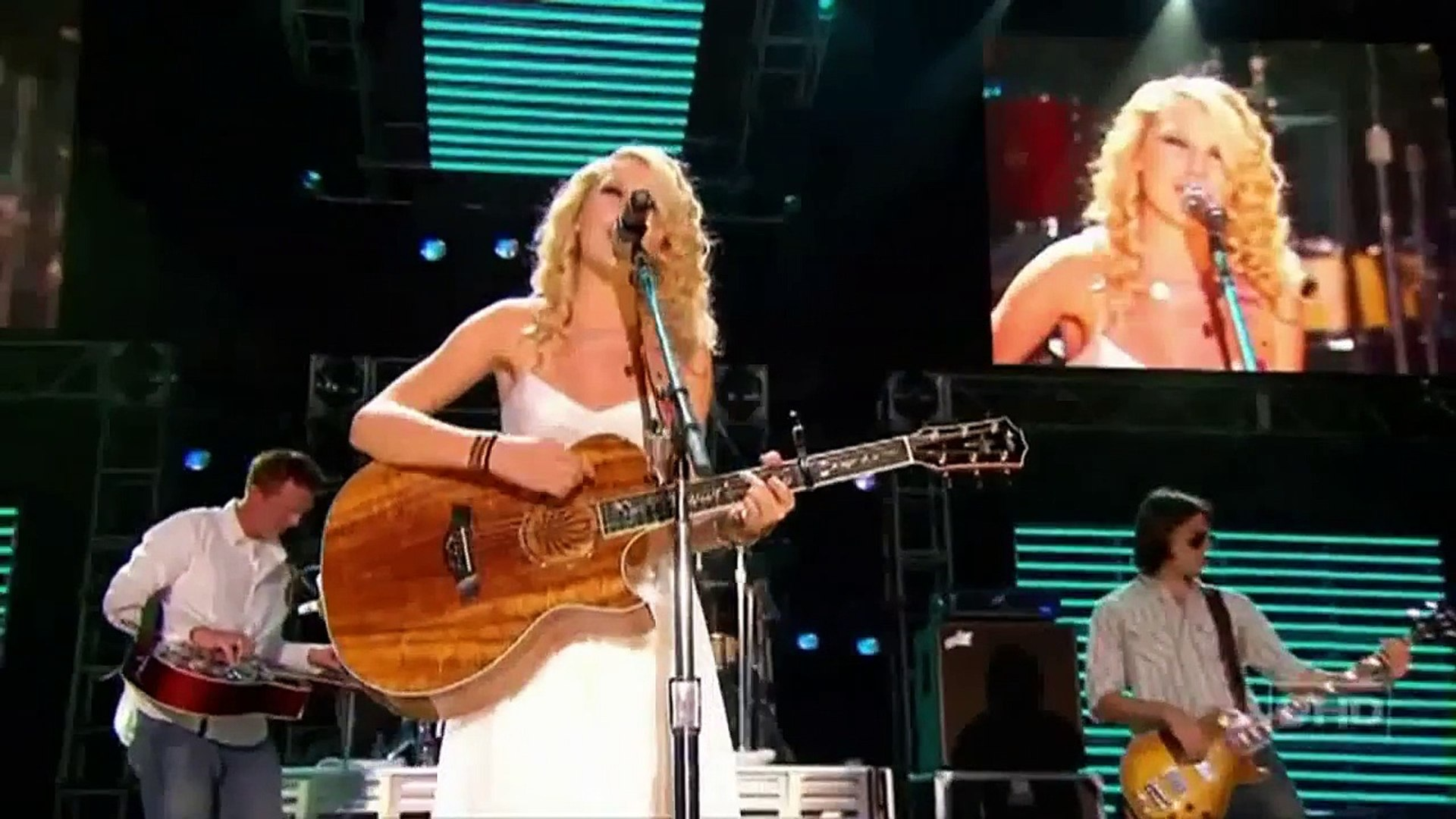 Taylor Swift - Taylor Live At The ACM & CMA 2008-2012