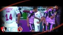 Atlas vs Xolos Tijuana 2-2 GOLES RESUMEN Cuartos de Final Copa MX 2015