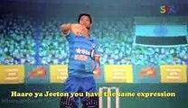 Virat Kohli Vs Ms Dhoni Desi Rap Battle Funny Clips
