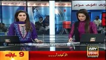 Ary News Headlines 31 October 2015 , PPP and PML N are leading in Sindh Punjab LG Polls