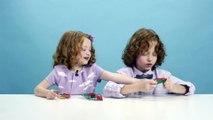 Des enfants américains gouttent des bonbons du monde entier : réaction hilarante!