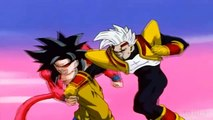 DBGT Baby Vegetas First Revenge Death Ball Against Goku (SSJ4) ~ [2K Remastered HD]