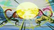 DBGT Goku (SSJ4) Fusion With Vegeta (SSJ4) Gogeta (SSJ4) ~ Remastered English Music [720p