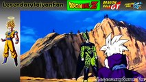 DBZ Remastered Perfect Cell Creates The Cell Jrs (2K HD)