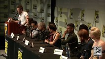 Harrison Ford, Mark Hamill, Carrie Fisher appear in Star Wars: The Force Awakens panel at