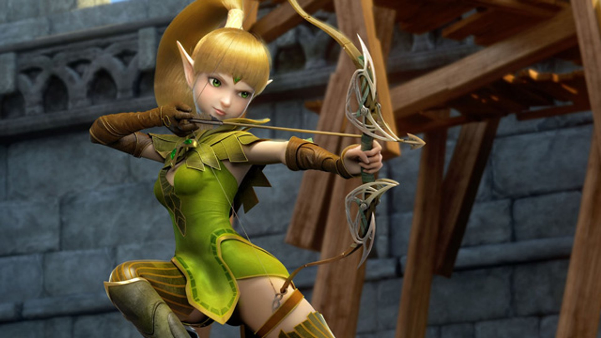 Dragon Nest Movie 2 Throne Of Elves 2nd Trailer Video Dailymotion