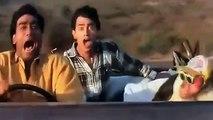 Ishq Ghost Scene With Subtitles - Aamir Khan, Ajay Devgn, Juhi Chawla, Kajol